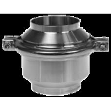 Клапан обратный с/с Dn 80 AISI 304, DIN